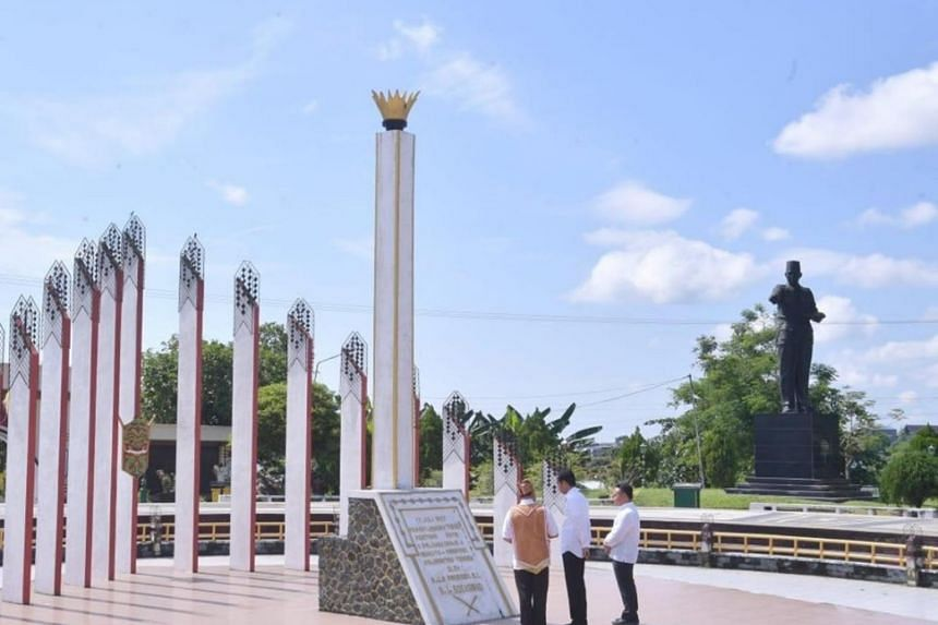 Upon completing the two-day city-hopping trip across the island, President Joko Widodo seemed impressed with at least two locations: Bukit Soeharto in East Kalimantan and the Triangle Area near Palangkaraya in Central Kalimantan.