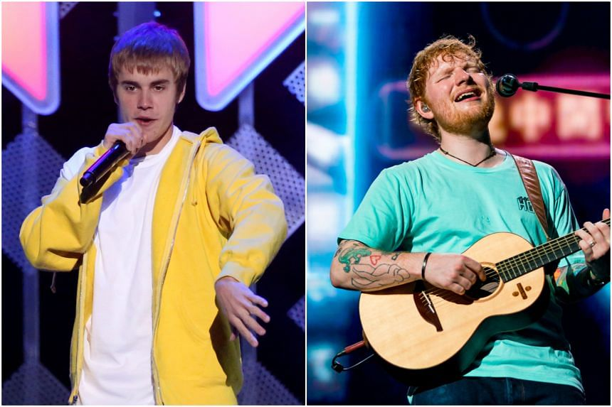 I Don't Care is their second duet, the pair having joined up for the song Love Yourself from Bieber's last album Purpose, released in 2015.