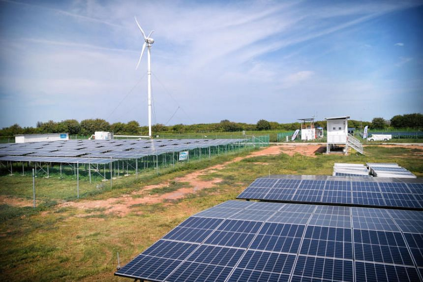 The Renewable Energy Integration Demonstrator-Singapore - a project initiated by Nanyang Technological University - is the largest system of interconnected micro-grids in South-east Asia.