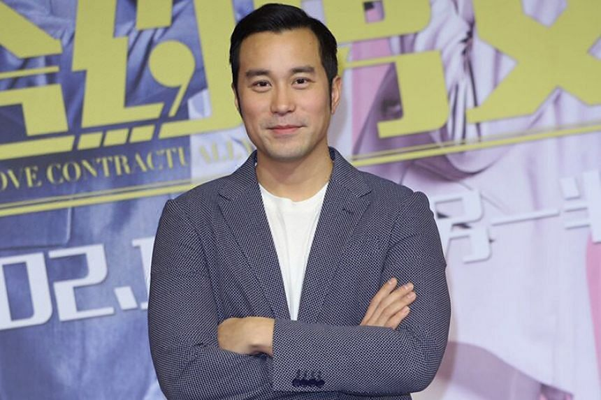 Joseph Chang, 35, has been a husband and father since last year, according to sources quoted by Taiwan's Apple Daily.