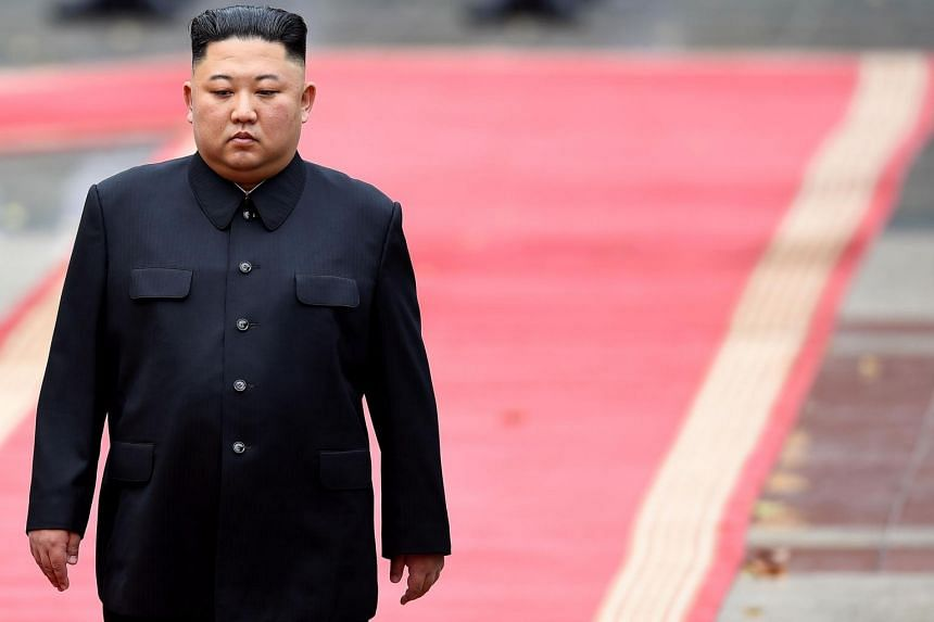 """The call for """"full combat posture"""" by Kim Jong Un came while the United States announced it had seized a large cargo ship for carrying an illegal shipment of coal."""