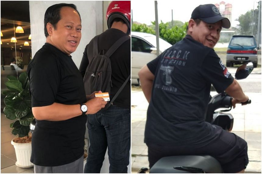 Umno supreme council member and Pontian MP Ahmad Maslan (left) and former Umno Youth exco member Faisal Ismail Aziz both took to Twitter to urge people to show their displeasure with the ruling coalition's lacklustre performance by wearing black.