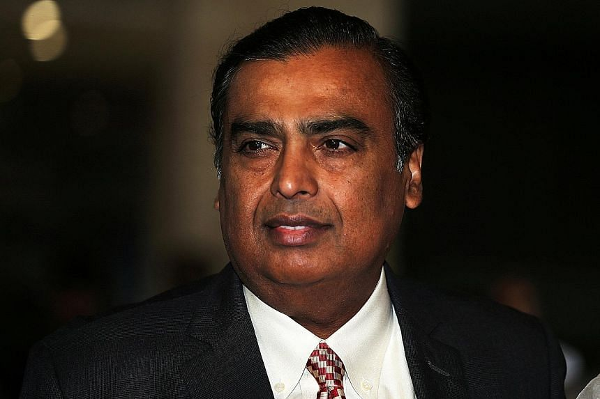 Mr Mukesh Ambani's Reliance has been buying up a string of retail brands.