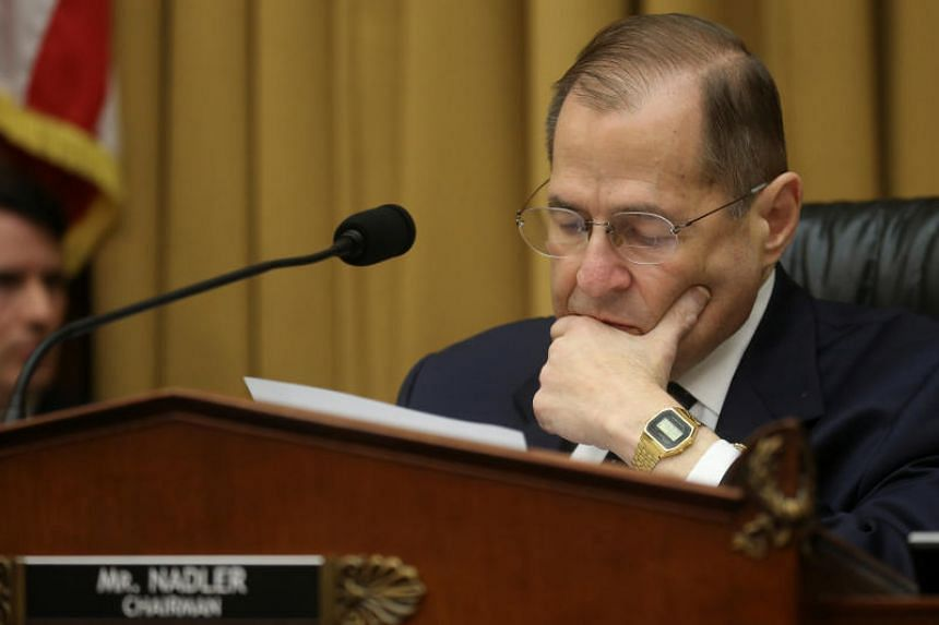 House Judiciary Committee Chairman Jerrold Nadler said that he hopes not to have to subpoena Mueller to appear before lawmakers, but that he would do so if necessary.
