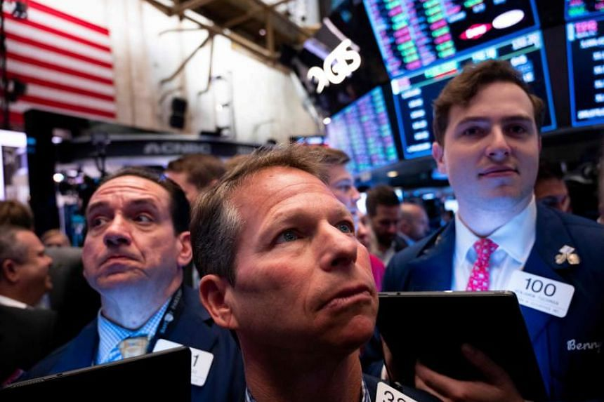 The broad-based S&P 500 gained 0.4 per cent to 2,881.40, snapping a four-day losing streak, while the tech-rich Nasdaq Composite Index edged up 0.1 per cent to 7,916.94.