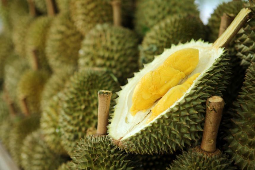 The smell of durian caused more than 500 people to evacuate from the University of Canberra Library on May 10, 2019.