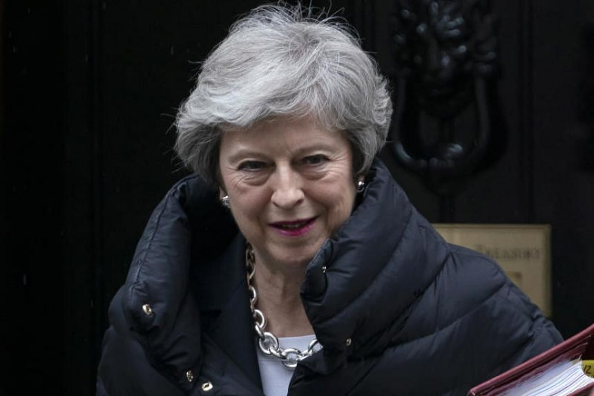 British Prime Minister Theresa May has said she will step aside once a Brexit deal has been passed by parliament.