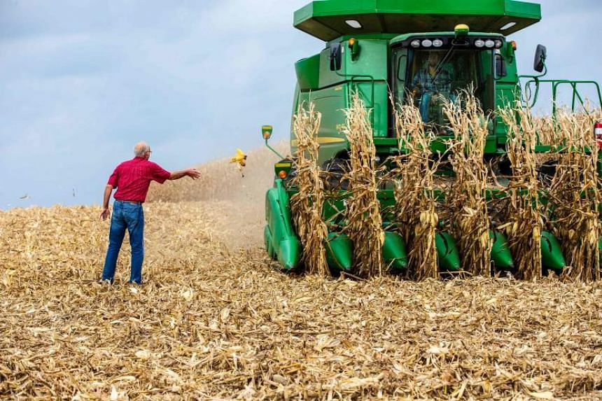 American farmers, who just a few weeks ago thought a trade deal was imminent, now begin another growing season with uncertainty about who will buy their crops and whether they can break even.