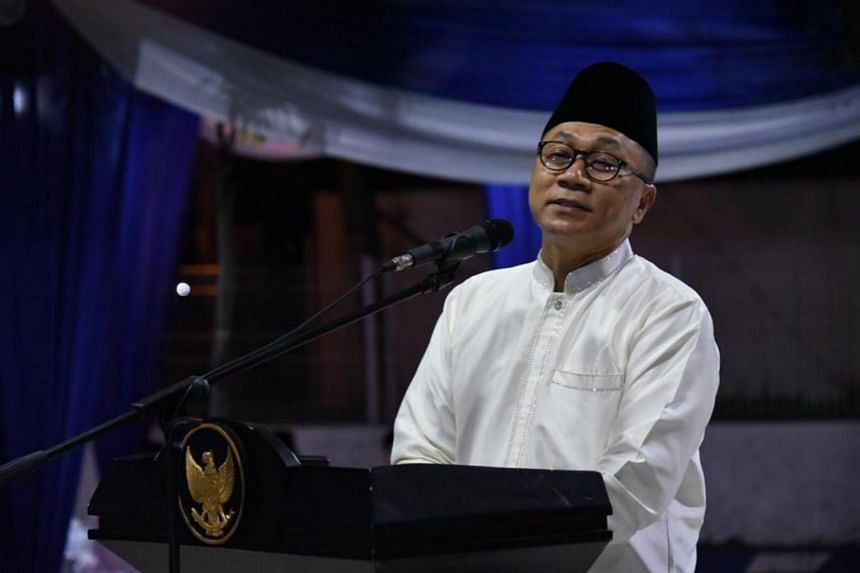 Indonesia's opposition National Mandate Party chairman Zulkifli Hasan had said that all parties need to reconcile and accept the winner of last month's presidential election.