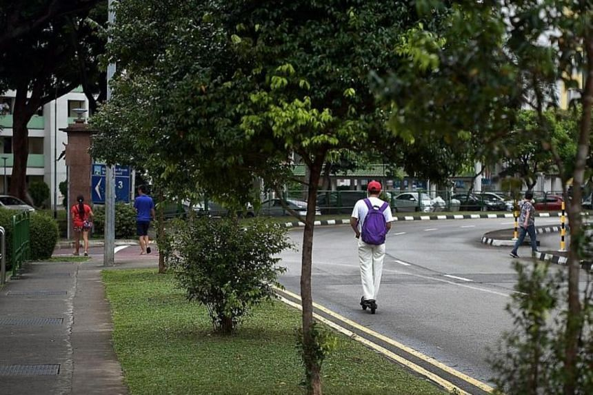 PMD users often pass pedestrians in near-silence, which is dangerous. There should be a law requiring them to signal to pedestrians that they are approaching, and they should be made to take the same tests as motorists.