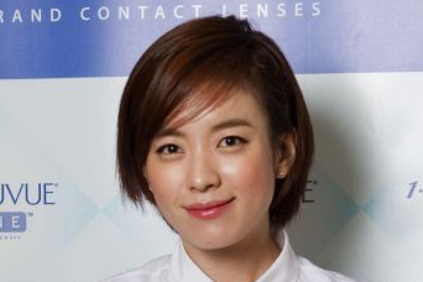 Han Hyo-joo.