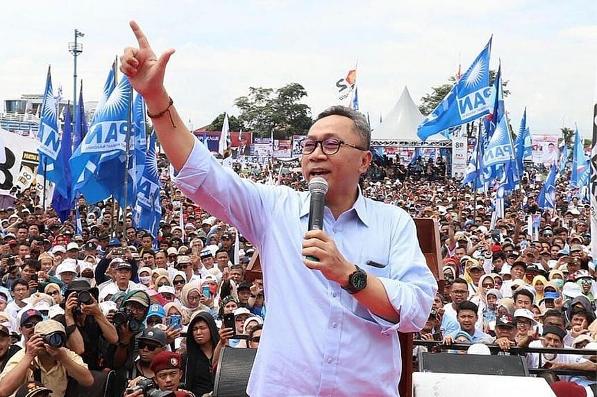 Mr Zulkifli Hasan, PAN's chairman, says all parties should accept the winner of last month's Indonesian presidential election.