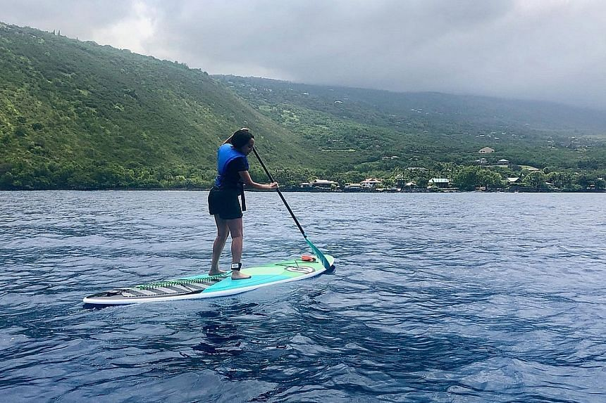 "An adventurous soul, Miss Girma loves to surf and do the salsa. She also rides horses and has fun on the paddle board. Miss Haben Girma, disability rights lawyer and champion of inclusive technology, says her story is not the exception. ""There are lo"