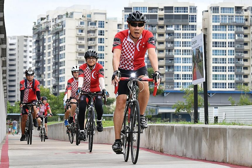 Studies show cycling and exercise for 30 minutes can spark increased brain activity involved with memory.