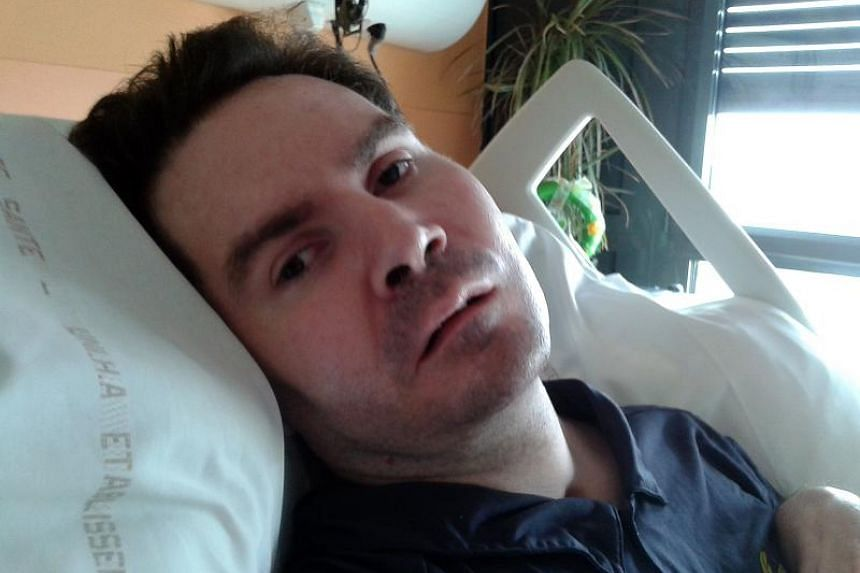 Vincent Lambert, 42, was left a tetraplegic after a car accident in 2008, with doctors later determining his severe brain damage was irreversible.