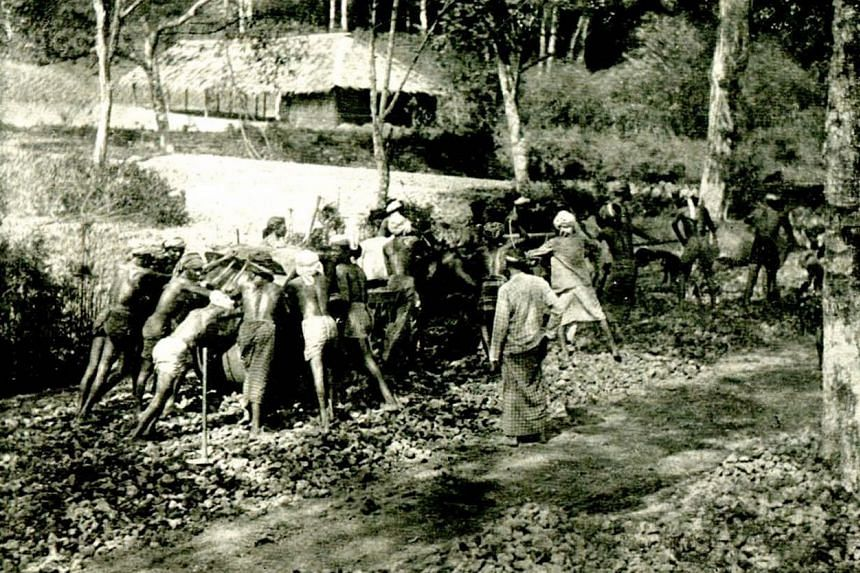 Between 1852 and 1937, about two million labourers from India came to Malaya to work on plantations, roads and railways and other building projects. The largest average influx of Indian labour into Malaya was between 1911 and 1920, when over 90,000 a