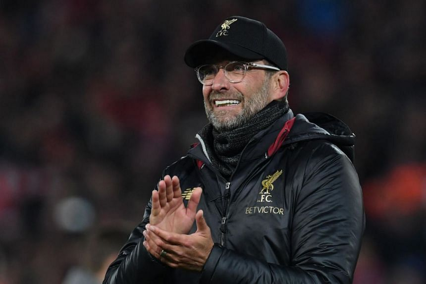 Jurgen Klopp: Liverpool title bid was only first step