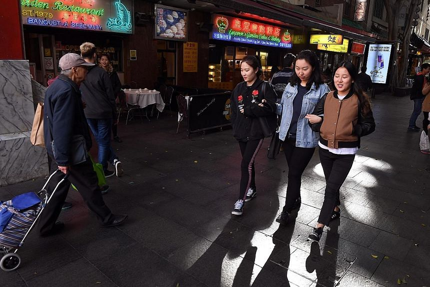 The Chinese-Australian community is regarded as conservative, but younger members have diverse views on issues like same-sex marriage.