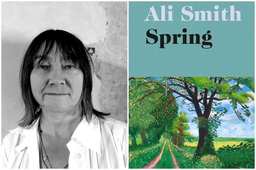 Scottish writer Ali Smith's latest novel, Spring, is a vibrant, if messy, profusion of themes and trivia.