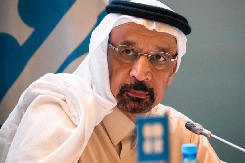 "Saudi Arabia's Energy Minister Khalid al-Falih called the Sunday incident ""a sabotage attack""."