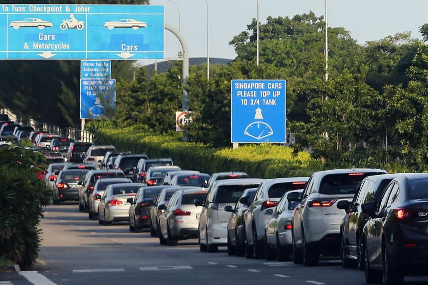 The Immigration and Checkpoints Authority has issued an advisory to warn motorists to expect delays at the Woodlands and Tuas checkpoints from May 17 to May 20, 2019.