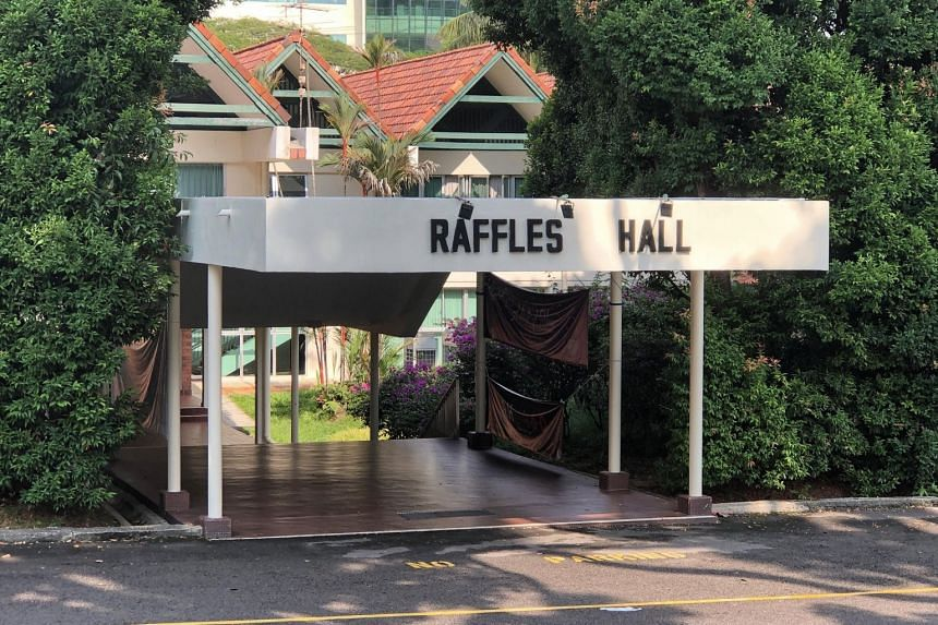 A spokesman for NUS said that university is working closely with the police in their investigations after the alleged incident at Raffles Hall last Saturday, and will take the necessary disciplinary actions.