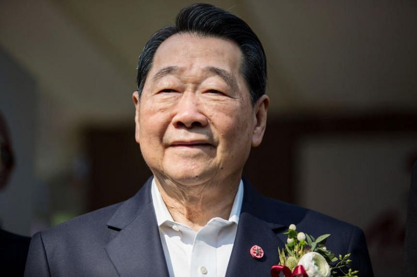 Conglomerate Charoen Pokphand Group, headed by Thailand's richest man, Dhanin Chearavanont (above), and 12 other companies were selected by the Thai government for the public-private partnership.