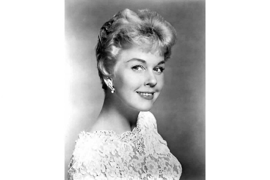 Doris Day was famed for her wholesome, girl-next-door appeal in a string of box office hits.
