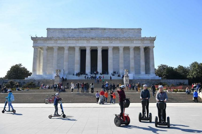 US President Donald Trump is making tentative plans to address the nation from the steps of the Lincoln Memorial, according to top administration officials.