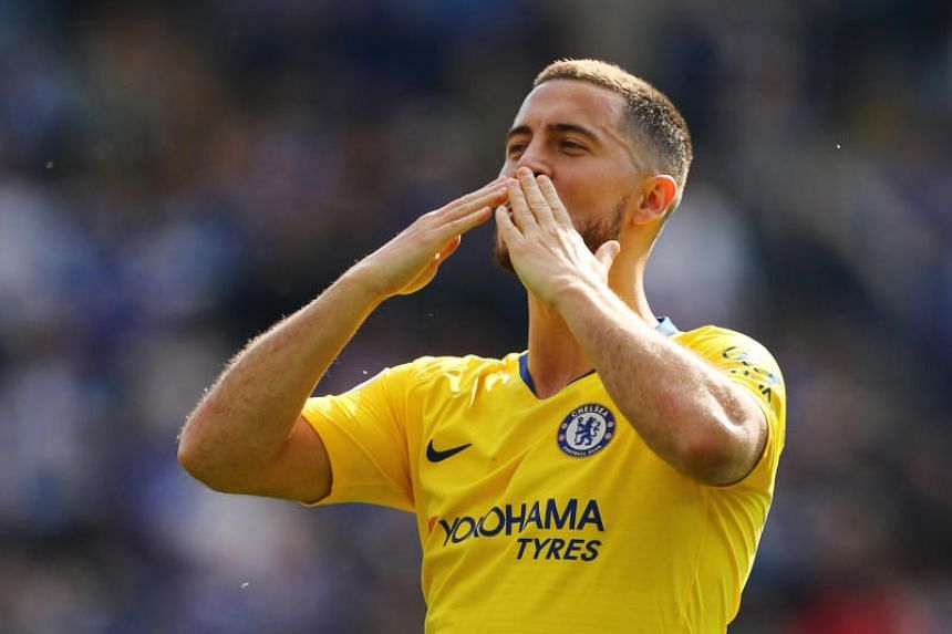Eden Hazard is expected to leave Stamford Bridge after seven years, with British media linking him to Real Madrid.
