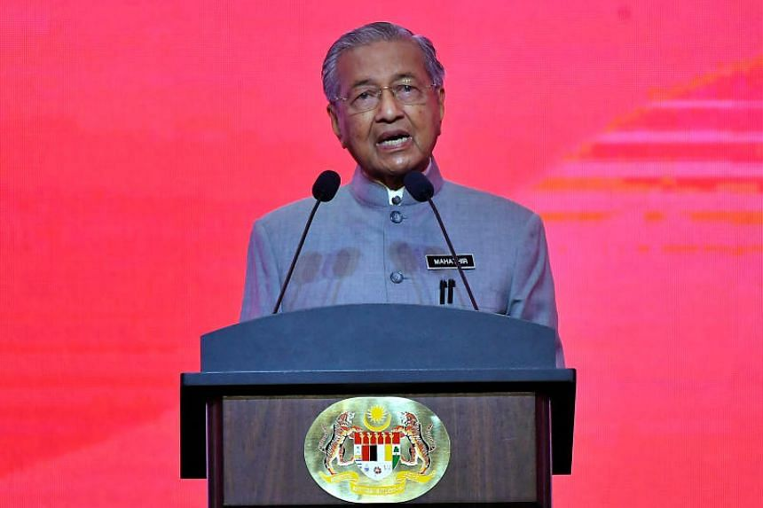 Tun Dr Mahathir Mohamad has said in clear terms that he would step down as premier after two years to make way for Datuk Seri Anwar Ibrahim.