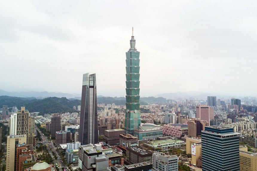 The earthquake, centred in the north-eastern county of Yilan, shook parts of Taipei.