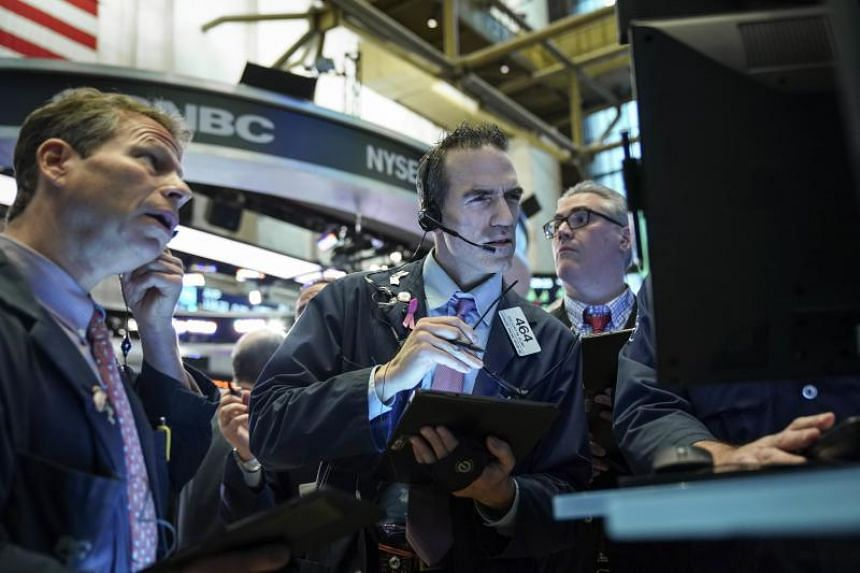 USA  stocks tumble as China hikes tariffs