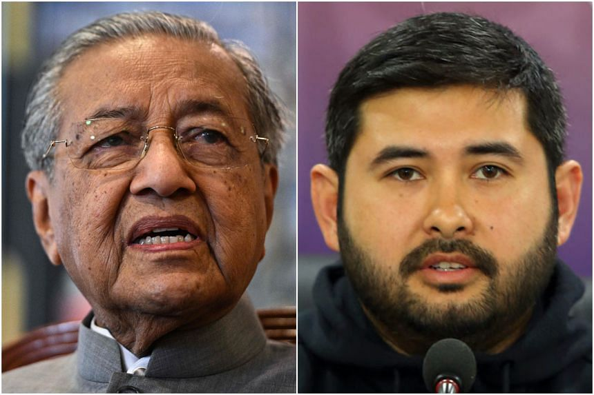 Prime Minister Mahathir Mohamad (left) and Johor Crown Prince Tunku Ismail Sultan Ibrahim have been urged to use the holy month of Ramadan to end to their public dispute.