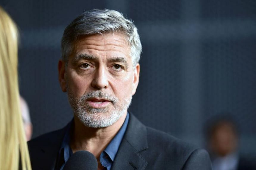 """George Clooney called a boycott of luxury hotels owned by Brunei a """"warning shot"""" to Indonesia and Malaysia should they consider introducing similar anti-gay laws."""