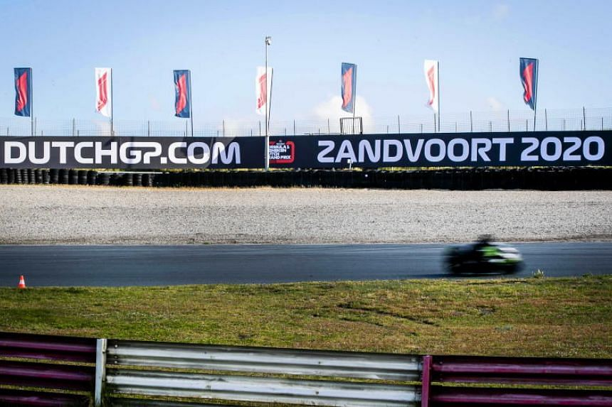 The Dutch Grand Prix, first held in 1948, will return to the Zandvoort circuit in 2020.