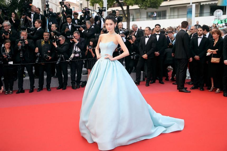 Ming Xi, who is said to be pregnant, and Mario Ho have dated for two years.