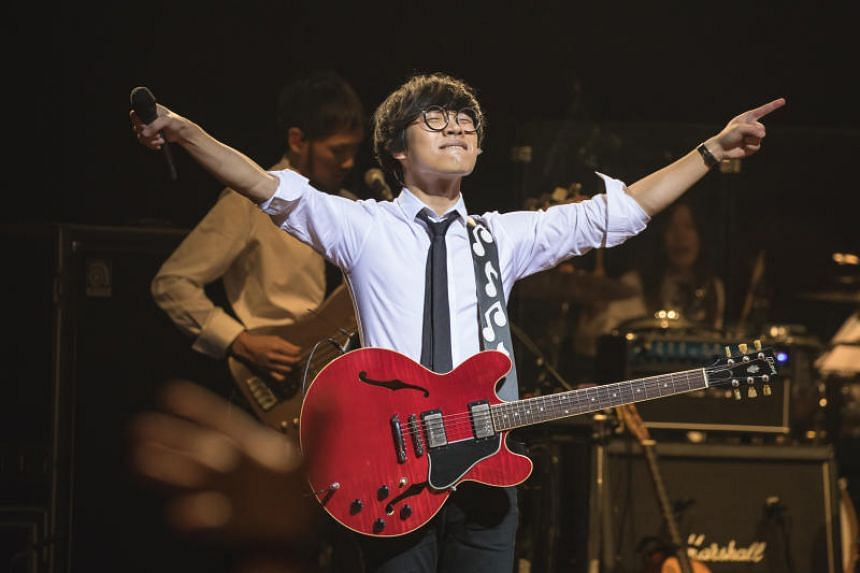 Taiwanese singer-songwriter Crowd Lu, who performed to a sold-out crowd at the Esplanade last year, will be back in October for another concert at the Esplanade.
