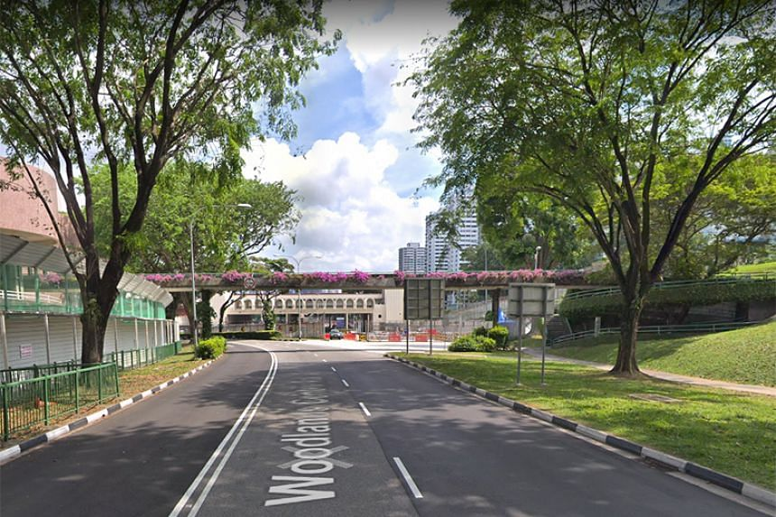 Due to the demolition of the old Woodlands Town Centre, the overhead bridge is no longer required and will therefore be removed, said HDB.