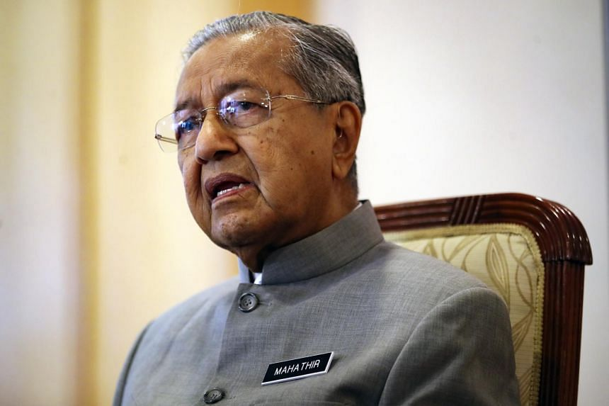 Malaysian Prime Minister Mahathir Mohamad said that although he owns a mobile phone, he can use only some features and does not know how to utilise the rest.