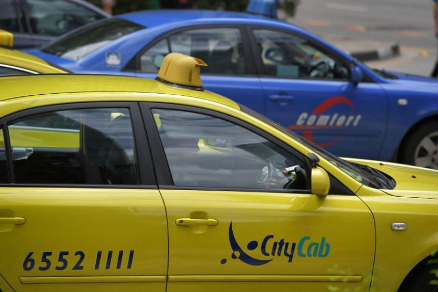 Regulations banning cab firms from bidding for COEs were put in place in 2012, but are being reviewed.