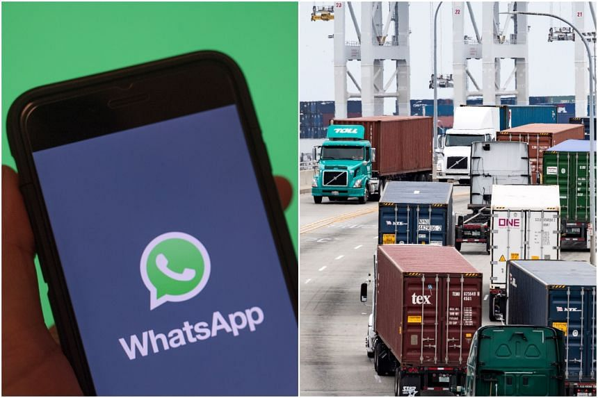 Tech correspondent Yip Wai Yee will talk about WhatsApp's latest security flaw, while East Asia editor Goh Sui Noi will discuss what the US-China trade war means for the rest of the world.