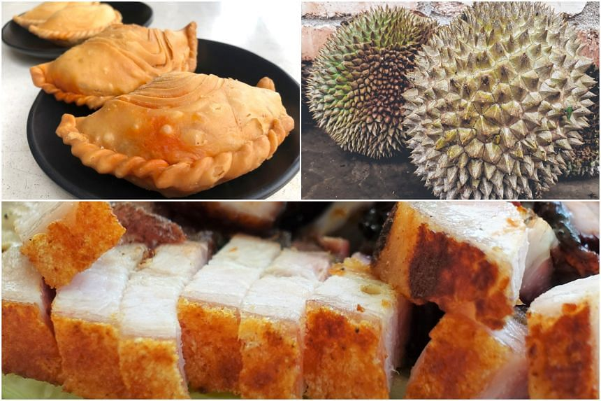 From curry puffs to roast meat, the brothers that run Ah Seng Durian are far from the only food sellers that have run afoul of tax laws here.