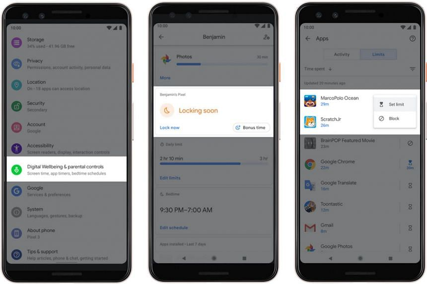 Android Q, Google's new operating system, is slated to be rolled out in the third quarter of 2019.