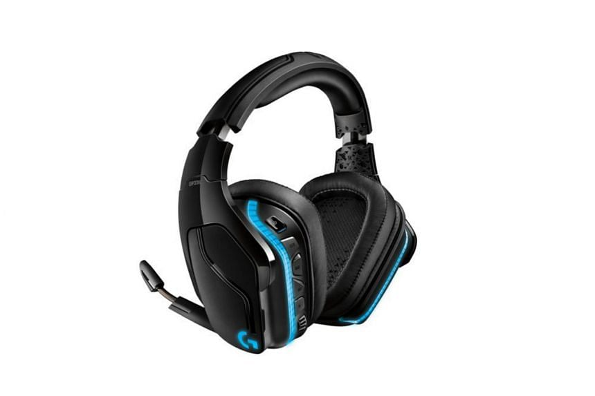 The 933s is the flagship model of Logitech's gaming audio range.