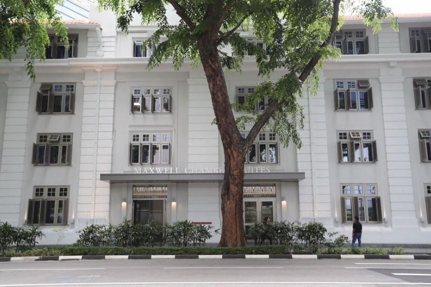 The refurbishment of the 90-year old Maxwell Chambers Suites, formerly the old Traffic Police headquarters, took two years and cost S$25 million.
