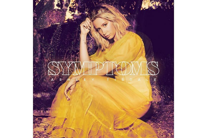 Aptly named Symptoms, each track on Ashley Tisdale's electropop-laced third studio album tells a story about the internal strife she has faced.