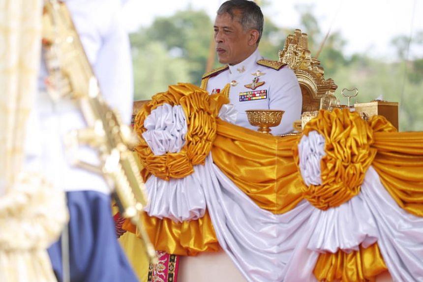 Thai King Maha Vajiralongkorn has approved 250 senators hand-picked by the ruling military regime.