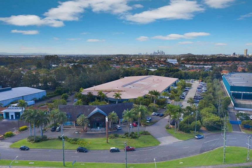 Boardriders Apac HQ in Burleigh Heads, Queensland, comprises a warehouse and office facility, as well as a two-storey retail building.