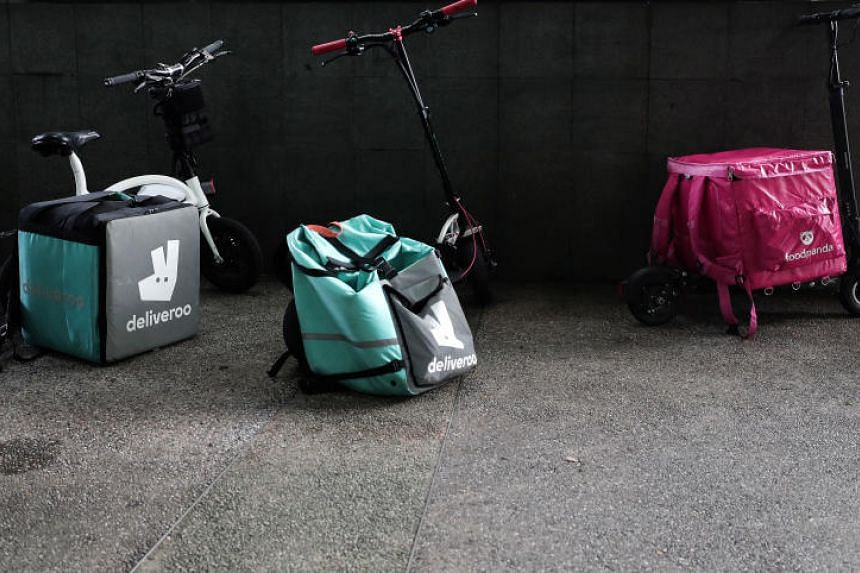The Malaysians were found to be using both Foodpanda and Deliveroo accounts belonging to Singaporeans to illegally to carry out deliveries.